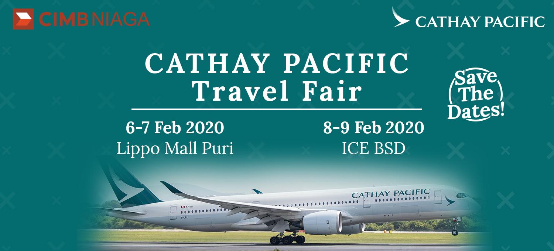 CX Travel Fair