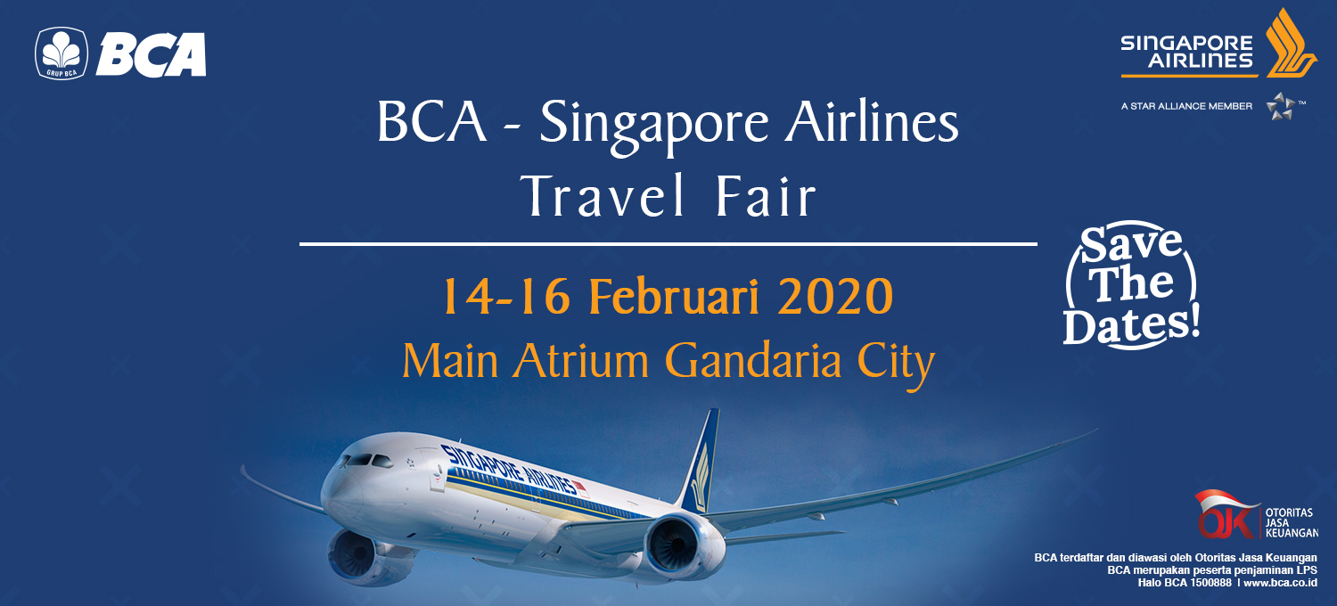 SQ Travel Fair