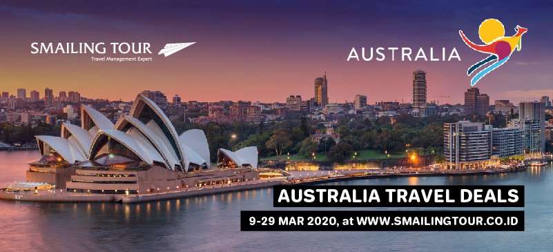 Australia Travel Deals